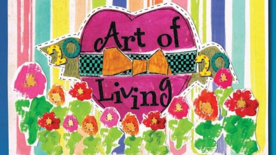 2020 Art of Living Calendar